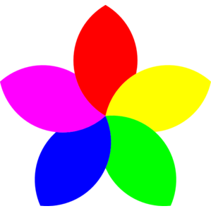 free animated 5 color flower quickly create animations for your